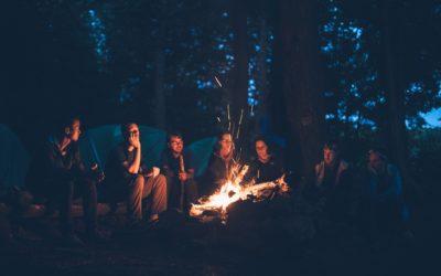 """Bålaften om """"det hellige i det almindelige"""" lørdag d. 2. juni i Gjern"""