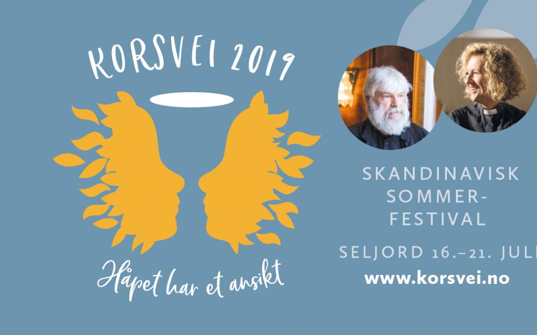 Korsvejsfestival 2019 i Seljord, Norge